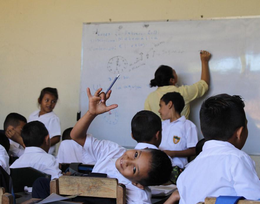 Becas escolares Monte Horeb